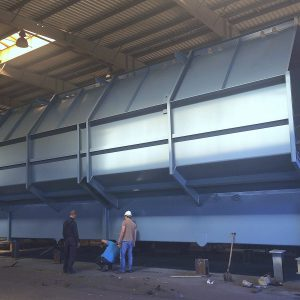 Metal structures manufacture (1)